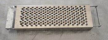Aluminium plank
